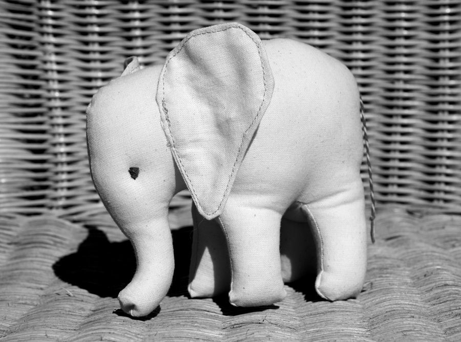 Kleiner Bomullifant | Kleine Viecher