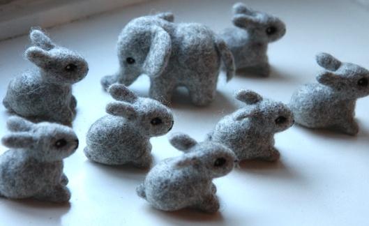 kaninchenfant