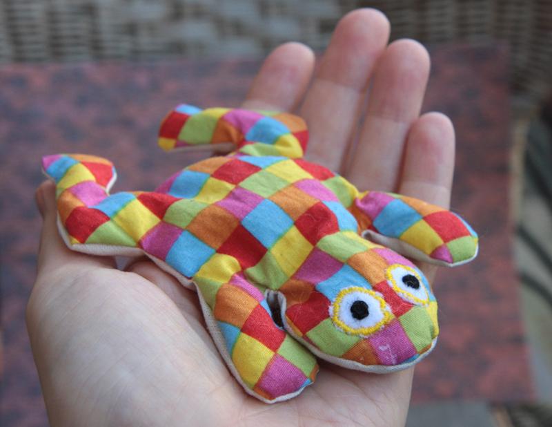 Froschmütze | Kleine Viecher