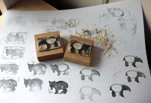 tapirstempel