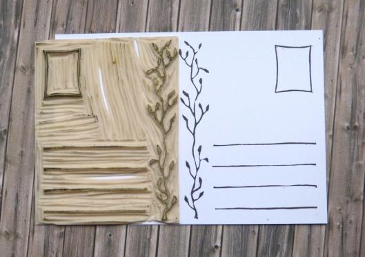 postkartenstempel