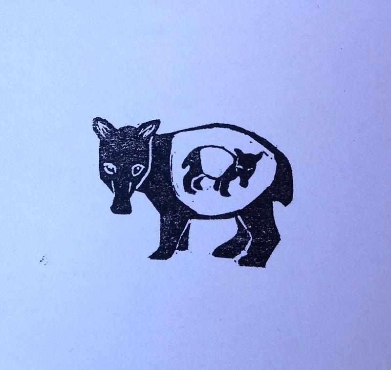 tapirmitbaby